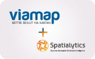 Viamap r nu partner med Spatialytics